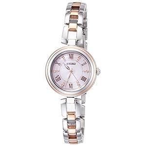[セイコーセレクション]SEIKO SELECTION 腕時計 SEIKO SELCTION ソーラー電波 ブレスレットタイプ ピンクグラデーション文字盤 SWFH090 レディース