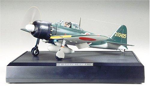 1/32 エアークラフト No.11 1/32 三菱 零式艦上戦闘機 五二型 リアルサウンド・アクションセット 60311