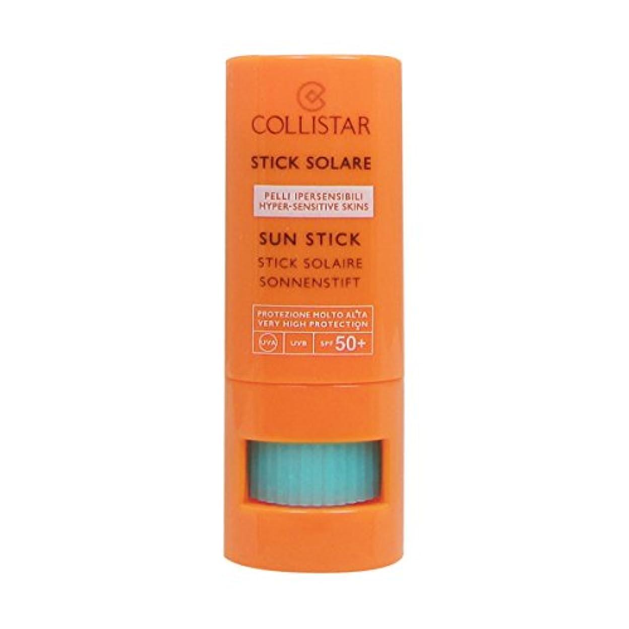 水っぽい聖なる状態Collistar Sun Stick Spf50+ 8ml [並行輸入品]