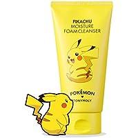 TONYMOLY (トニーモリ―) ポケモン フォームクレンザー (#01.ピカチュウ)150ml Pokemon Foam Cleanser (#01.Picachu) [並行輸入品]
