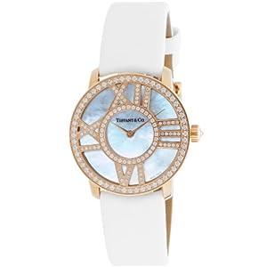 [ティファニー]Tiffany& Co 腕時計 Atlas Cocktail Round ダイヤ K18RG Z1901.10.30E91A40B メンズ 【並行輸入品】