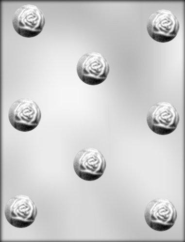 CK ボンボンショコラのチョコレート型/薔薇