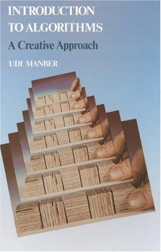 Download Algorithms: A Creative Approach 0201120372