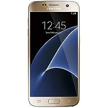 Galaxy S7 32GB Gold SIM-Free Smartphone (Renewed)