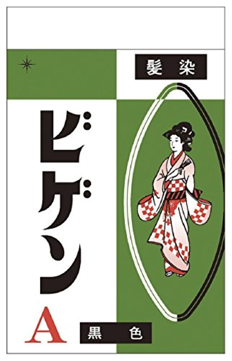 肌サーバシャイホーユー ビゲン A 黒色 6g [医薬部外品]