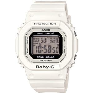 [カシオ]CASIO 腕時計 BABY-G ベビージー 電波ソーラー BGD-5000-7JF レディース