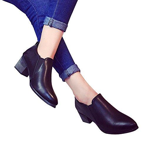 (ノーブランド品) 靴 シューズ シューティー ブーティー サイドゴア レディース ポインテッドトゥ ポインテッドトゥシューズ マニッシュ マニッシュシューズ