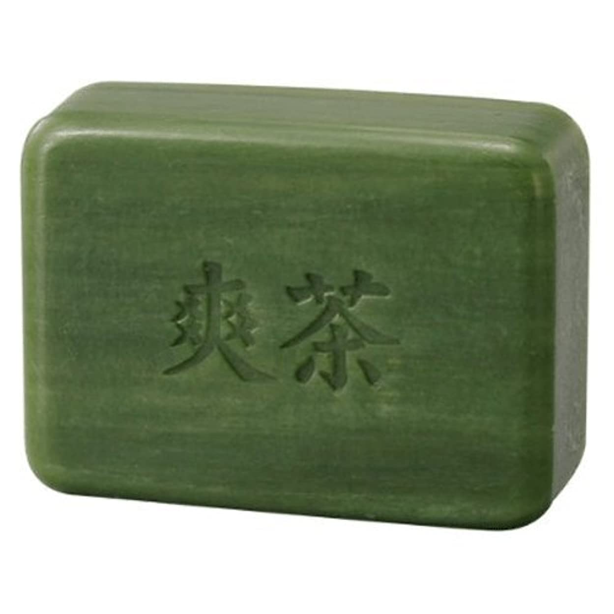 MEN'S 爽茶石鹸