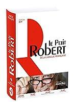 Le Petit Robert De La Langue Francaise - Grand Format – 2019 Edn. (Le Robert Dictionnaires)