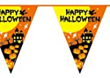 12ftフラッグバナー ハッピーハロウィン 12ft Flag Banner -Happy Halloween -802754