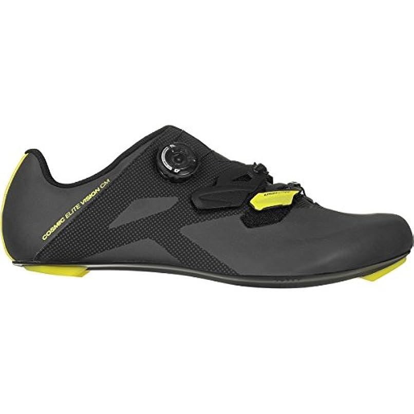 ベット優雅コスチューム[マビック] メンズ サイクリング Cosmic Elite Vision CM Cycling Shoe - Me [並行輸入品]