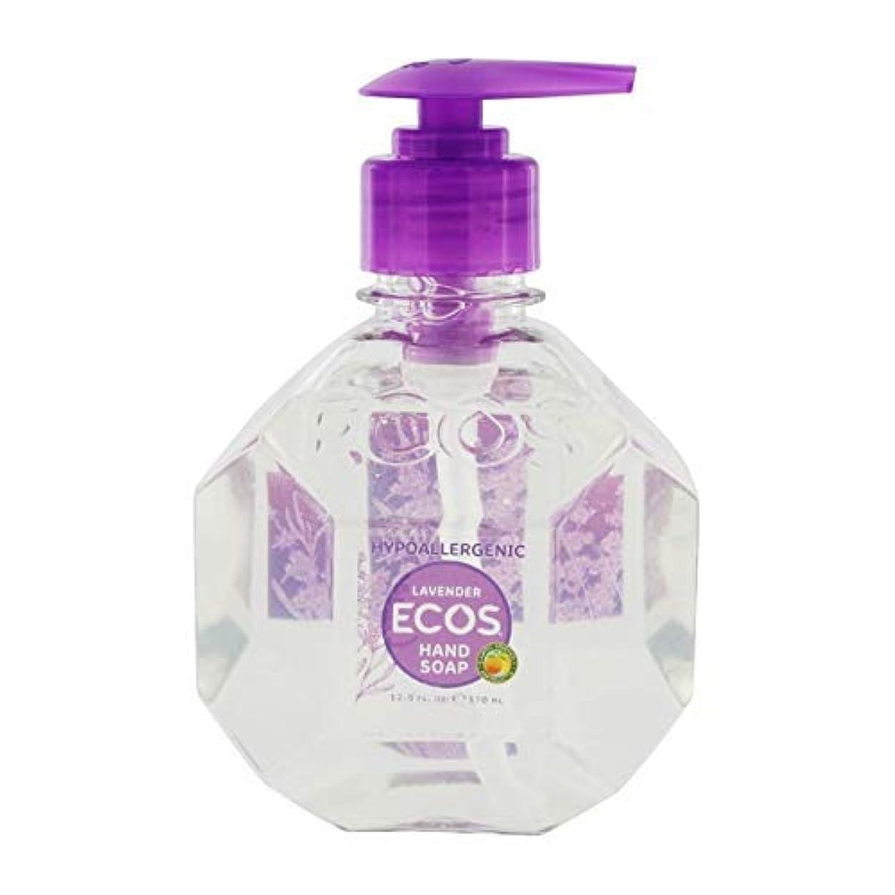 あまりにもモンスター中にEarth Friendly Hand soap Lavender 12.5 oz [並行輸入品]