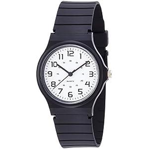 [フィールドワーク]Fieldwork 腕時計 ハーヴィー アナログ表示 ウレタンベルト ホワイト DT108-1 メンズ