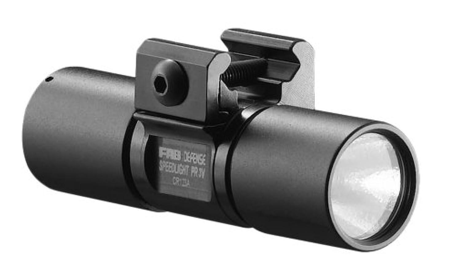 必要とするコンベンションマーケティングMako 100 Lumen LED 1-Inch Diameter Flashlight with Picatinny Mount by Mako Group