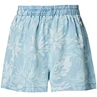 Funky Buddha Fashion Shorts In Allover Print