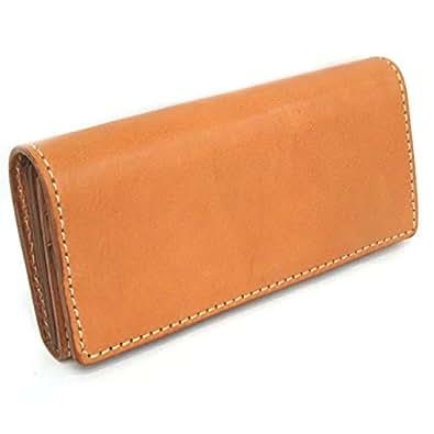 手作り鞄工房ヘルツ[HERZ]長財布Y63 (キャメル)