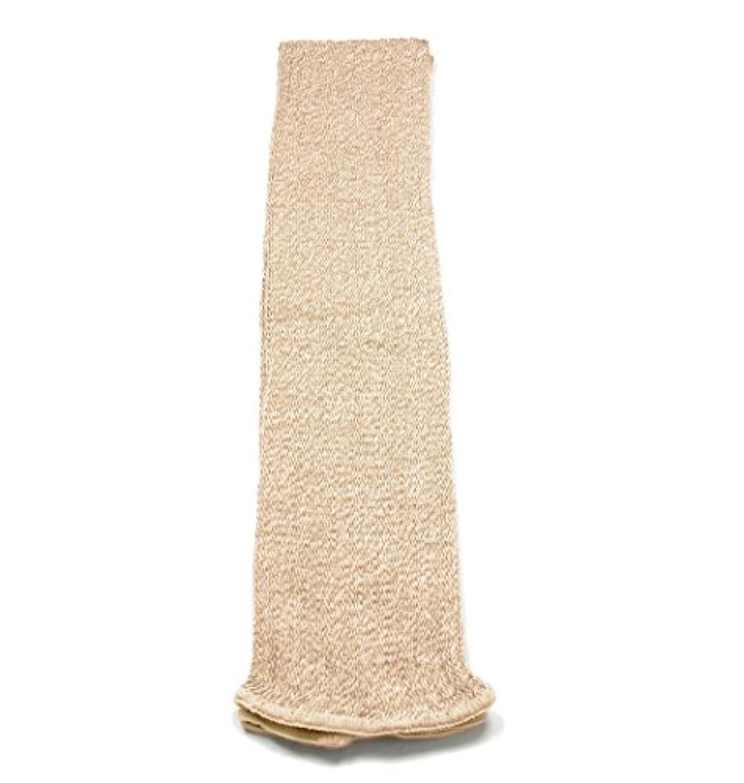 左国民投票ひばり(ホーム) HOME 絹綿レッグウォーマー ロング SL52