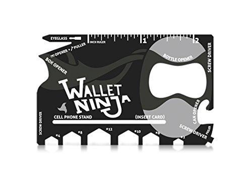 ワレット忍者 wallet ninja 日本の正規品です。