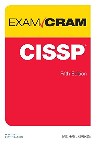 CISSP Exam Cram (5th Edition)