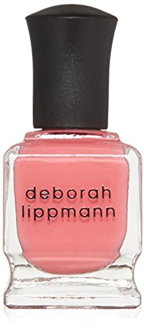 言語汚染された自信がある【deborah lippmann】【デボラリップマン】ポリッシュ ピンク系 15mL (ブレイク フォー ラブ)