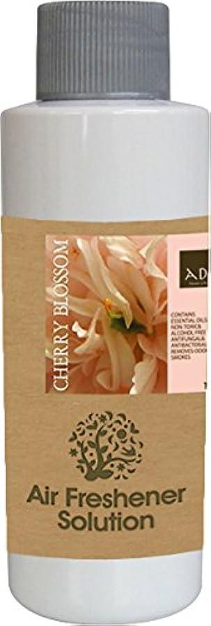 ベルベットコンパス追加するエアーフレッシュナー 芳香剤 アロマ ソリューション チェリーブロッサム 120ml