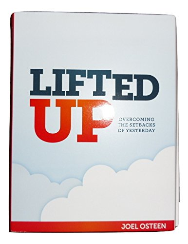 Download Lifted Up Overcoming the Sebacks of Yesterday Joel Osteen 2 Audio 1 Video 3 Disc Set B01C3H2ZDC
