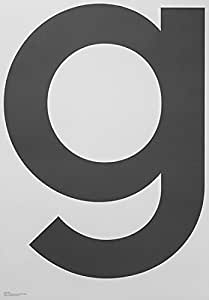 ポスター PLAYTYPE G-GREY 01-0005