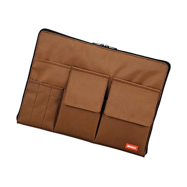 リヒトラブ バッグインバッグ A4の紹介画像7