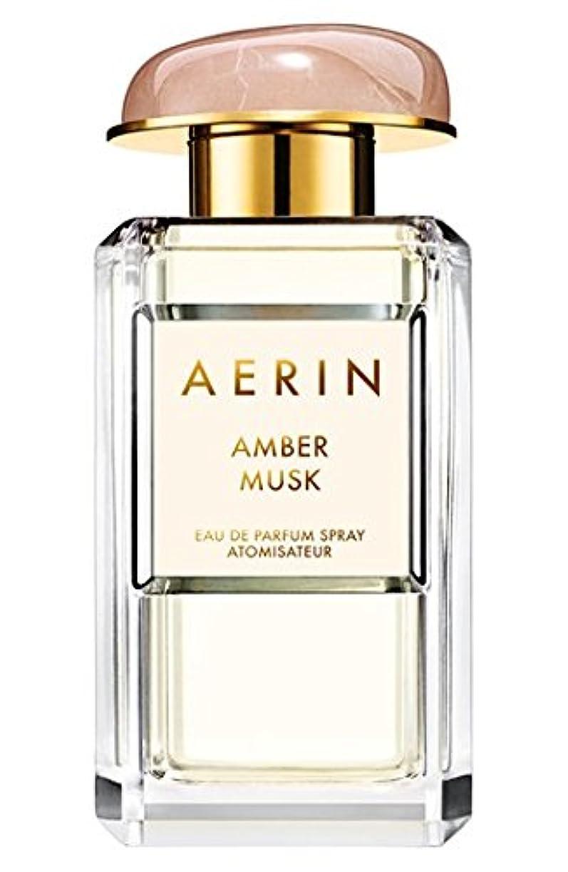 記者荒廃する舌AERIN 'Amber Musk' (アエリン アンバームスク) 1.7 oz (50ml) EDP Spray by Estee Lauder for Women