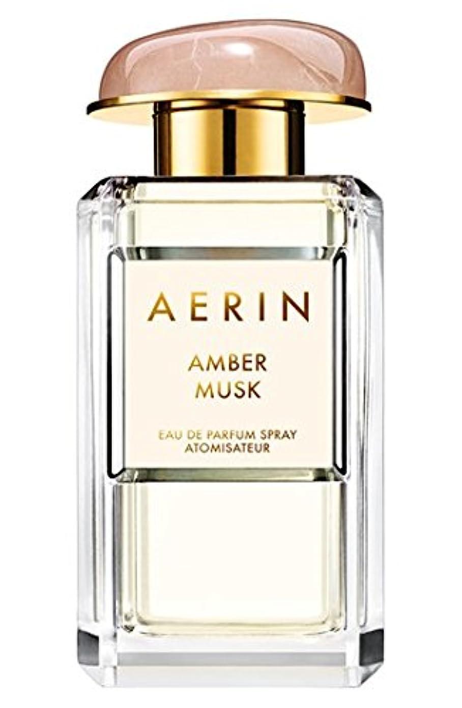 召集する祖父母を訪問宣教師AERIN 'Amber Musk' (アエリン アンバームスク) 1.7 oz (50ml) EDP Spray by Estee Lauder for Women