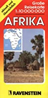 Africa: International Road Maps/With Separate Index (Ravenstein International Maps)