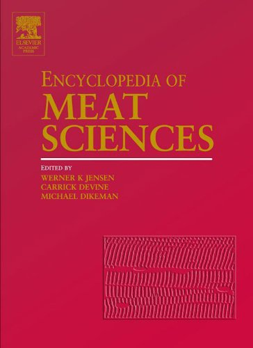 Encyclopedia of Meat Sciences (Encyclopedia of Meat Sciences Series) (English Edition)