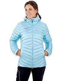 Mammut Broad Peak IN Hooded Women's Jacket whisper/beet M