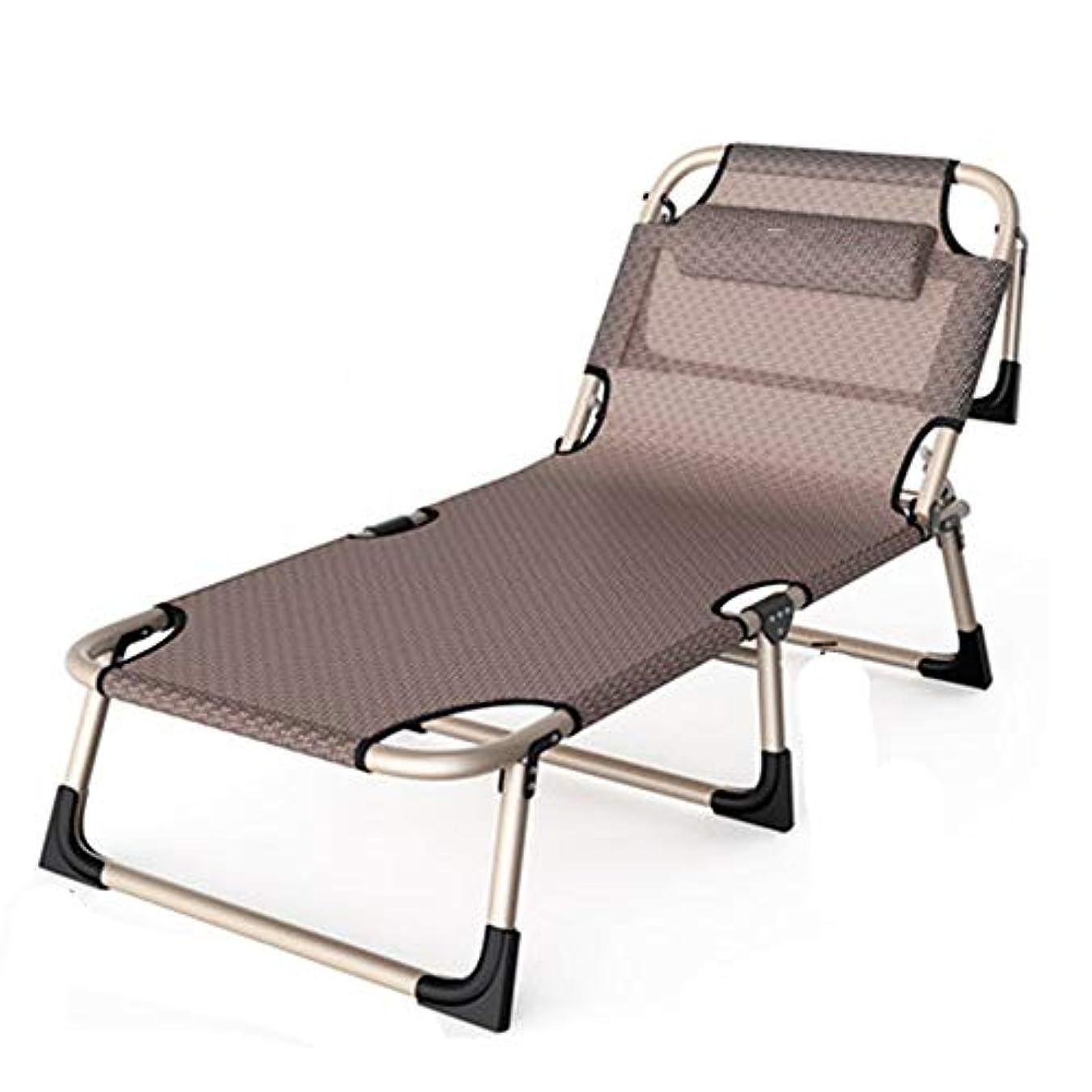 マラソン精度病な夏通気性シングル折りたたみベッド、キャンプベッド、シンプルなポータブルベッド、ムッとしません (Size : A)