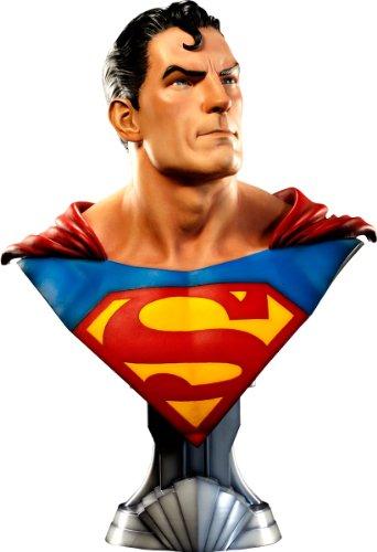 DC ライフサイズバスト スーパーマン