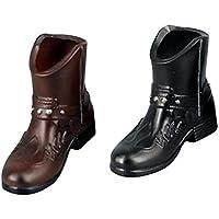 GRALARA2組  1/6スケール  男性  ハイブーツ  アンクル ブーツ   靴  12インチ アクションフィギュア用 装飾