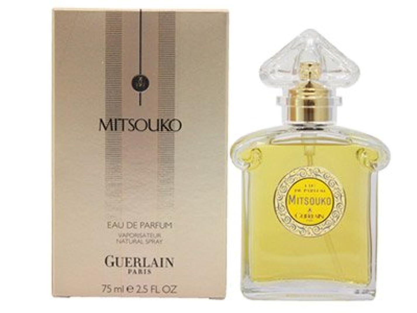 怠けた深遠裏切るGUERLAIN ゲラン ミツコ オーデパルファム 75ml SP レディース 香水 (並行輸入品)