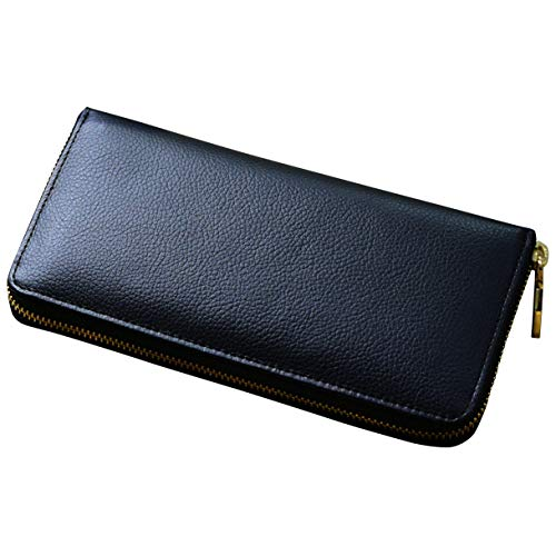 神様の長財布 月読の長財布 つきよみのながさいふ ブラック 本革 男女兼用 ユニセックス