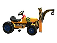 Vroom Rider Big Kids Crane Ride-On [並行輸入品]