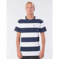 Rip Curl Men's Bold Beach Stripe TEE