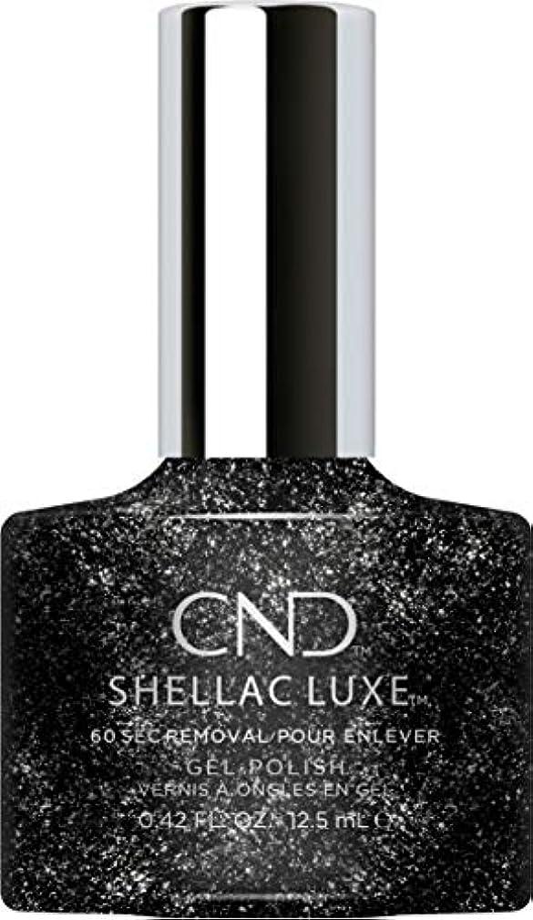 ドナー配置面積CND Shellac Luxe - Dark Diamonds - 12.5 ml / 0.42 oz