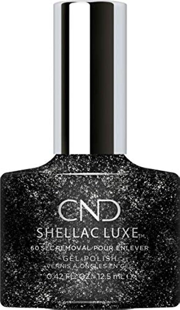 ルート観察する中級CND Shellac Luxe - Dark Diamonds - 12.5 ml / 0.42 oz