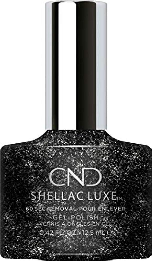 充実一人で尊厳CND Shellac Luxe - Dark Diamonds - 12.5 ml / 0.42 oz
