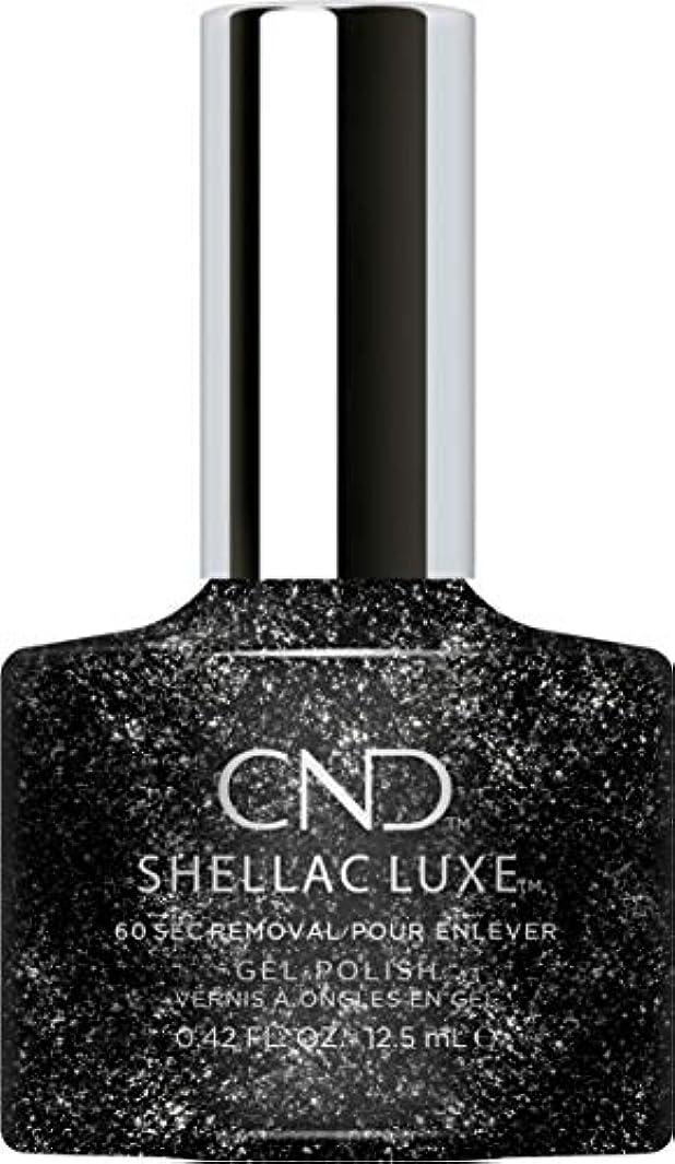 アンテナフェードアウト中性CND Shellac Luxe - Dark Diamonds - 12.5 ml / 0.42 oz