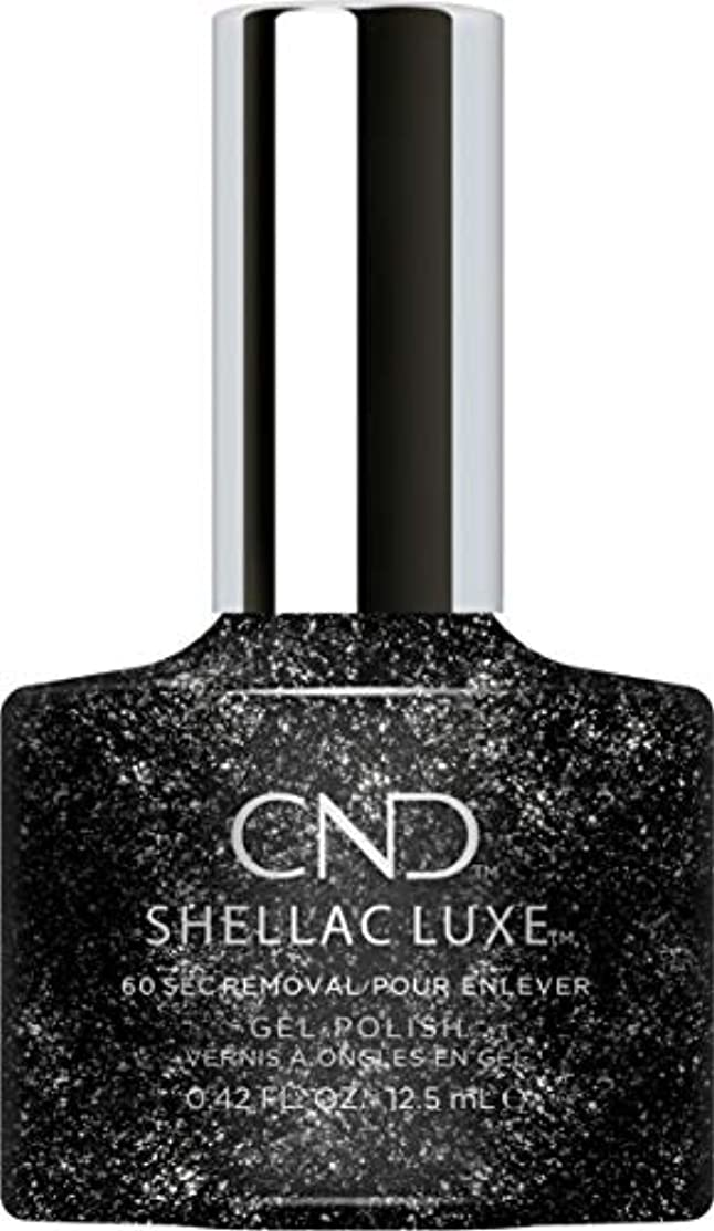 人類感謝祭全部CND Shellac Luxe - Dark Diamonds - 12.5 ml / 0.42 oz