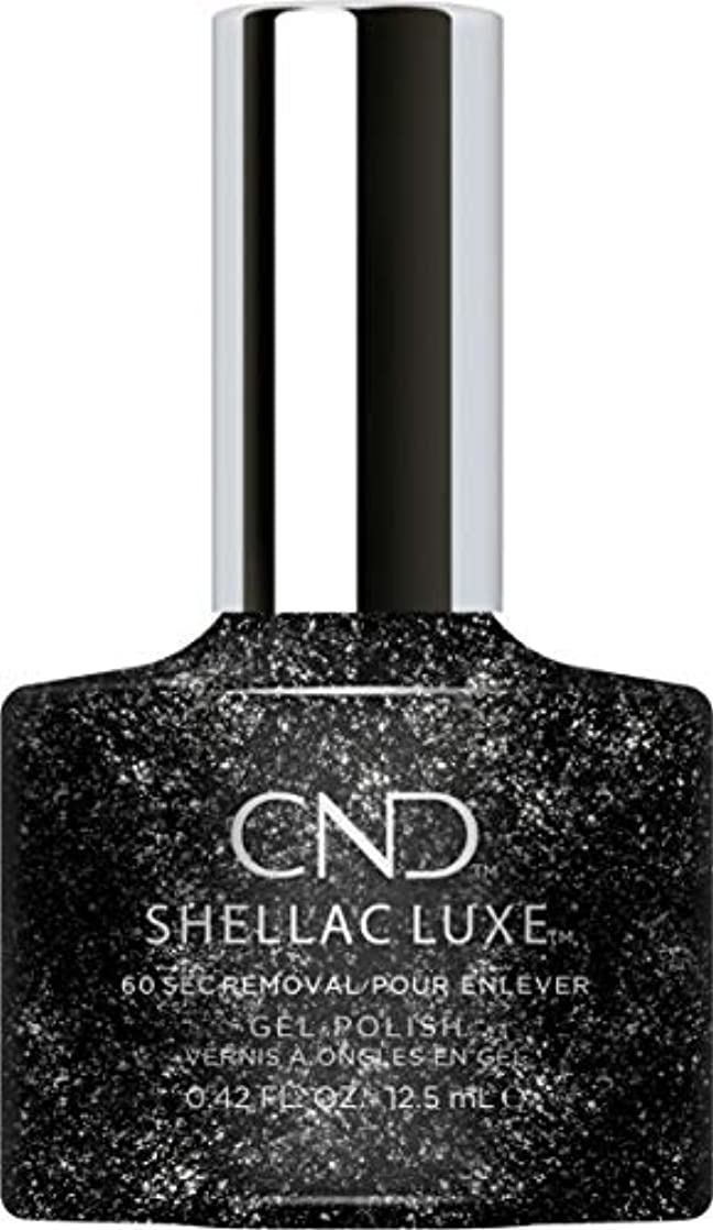 なぜ木製統合CND Shellac Luxe - Dark Diamonds - 12.5 ml / 0.42 oz