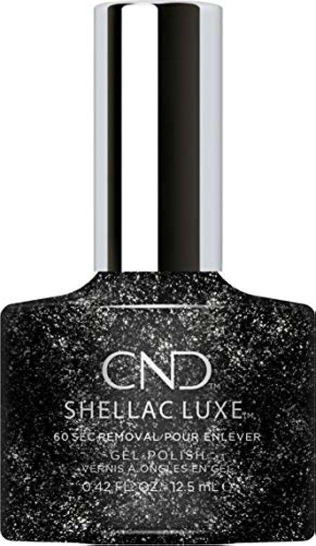 しっとり代表団パーティーCND Shellac Luxe - Dark Diamonds - 12.5 ml / 0.42 oz