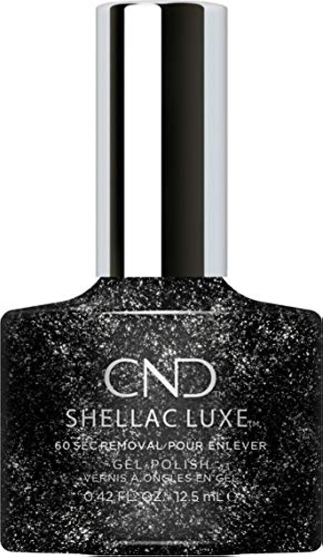 解凍する、雪解け、霜解けエンディングシャツCND Shellac Luxe - Dark Diamonds - 12.5 ml / 0.42 oz