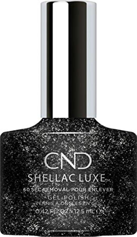 可聴しなければならない考えるCND Shellac Luxe - Dark Diamonds - 12.5 ml / 0.42 oz