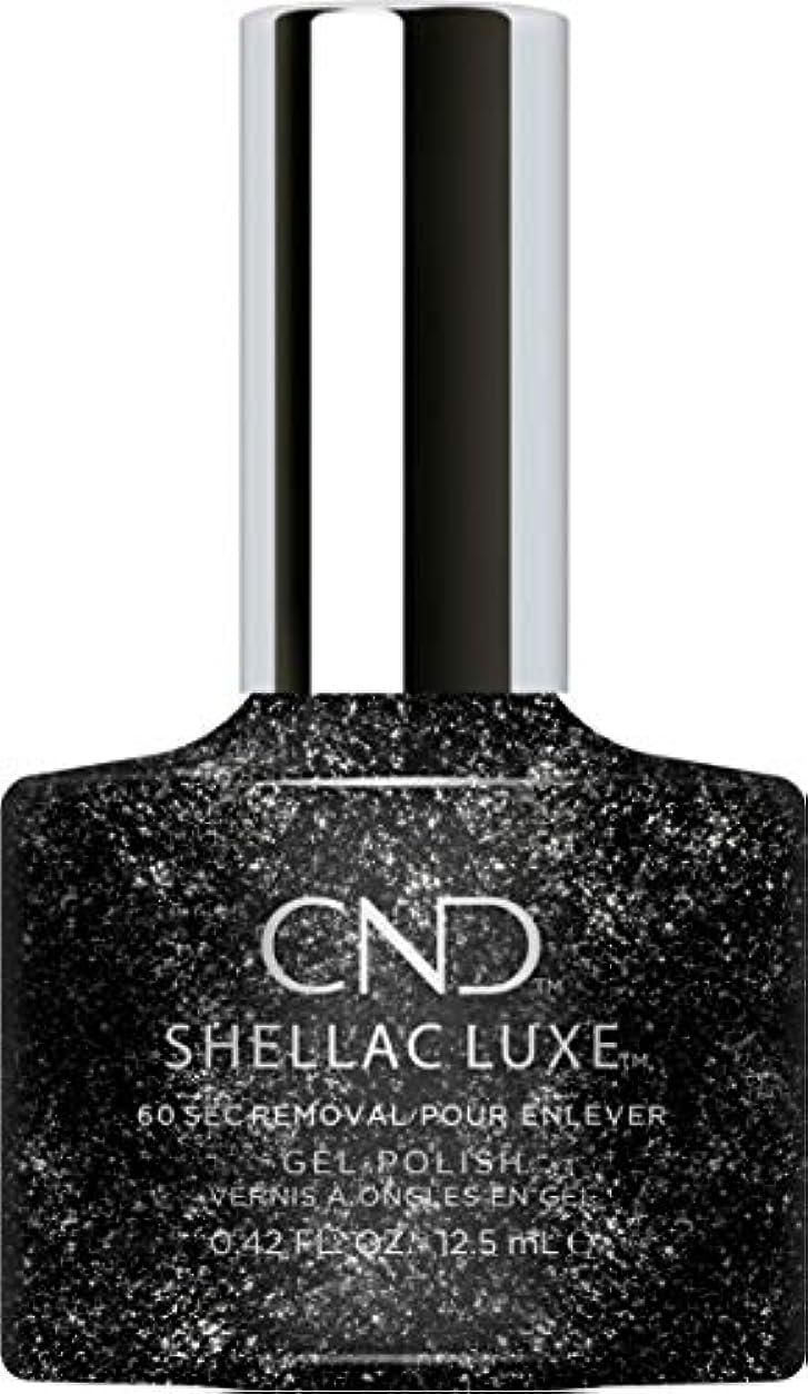どこにでも効能ある古代CND Shellac Luxe - Dark Diamonds - 12.5 ml / 0.42 oz
